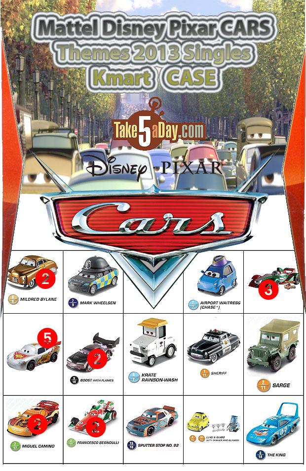 [ CARS 2] Kmart Case en Octobre 2013  Kmart-10