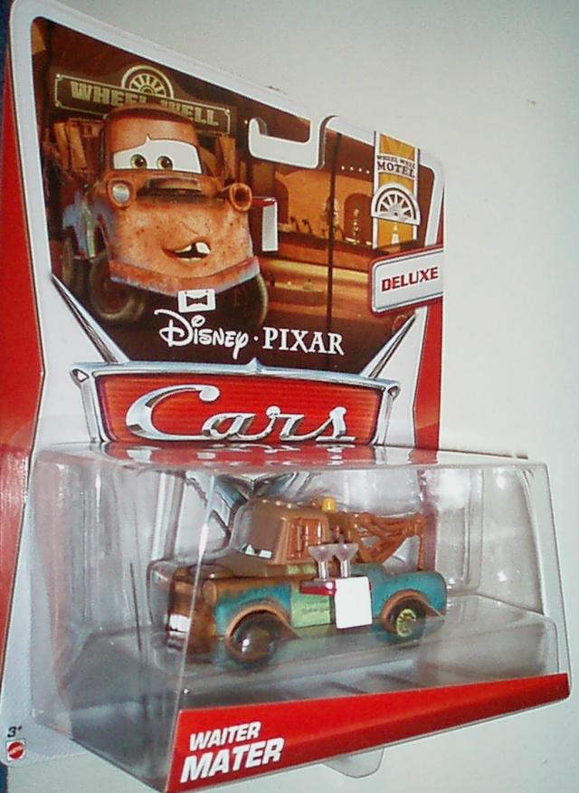 [CARS 2] Waiter Mater Waiter10