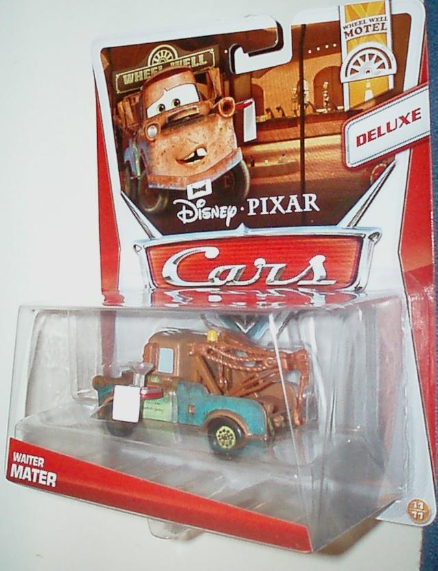 [CARS 2] Waiter Mater Waiter11