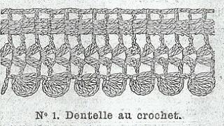 [Modèle] Des modèles de crochets tirés de magasines de mode anciens Dentel10
