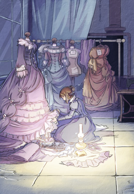 [BD] Elinor Jones, par Aurore et Algesiras Elinor10