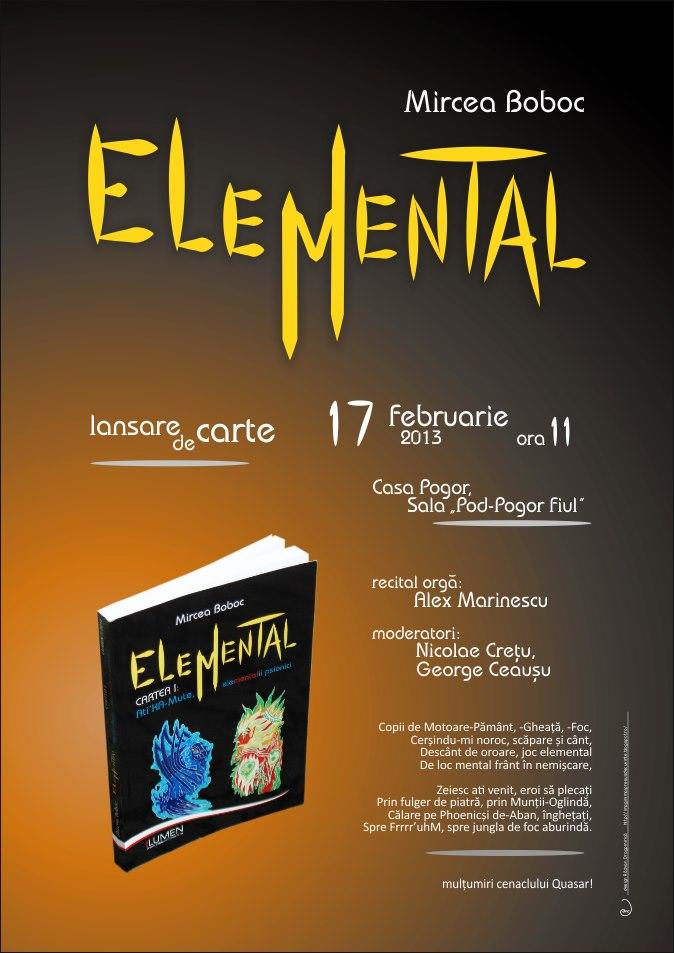 """Lansare de carte """"Elemental""""-Mircea Boboc- 17 februarie 2013 30741410"""