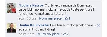 """Lansare """"Zvârcoliri de Cristalin""""- Florin Stratulat şi """"Zbatere de pleoape""""- Dorina Neculce- 20 aprilie 2013  Clip_410"""