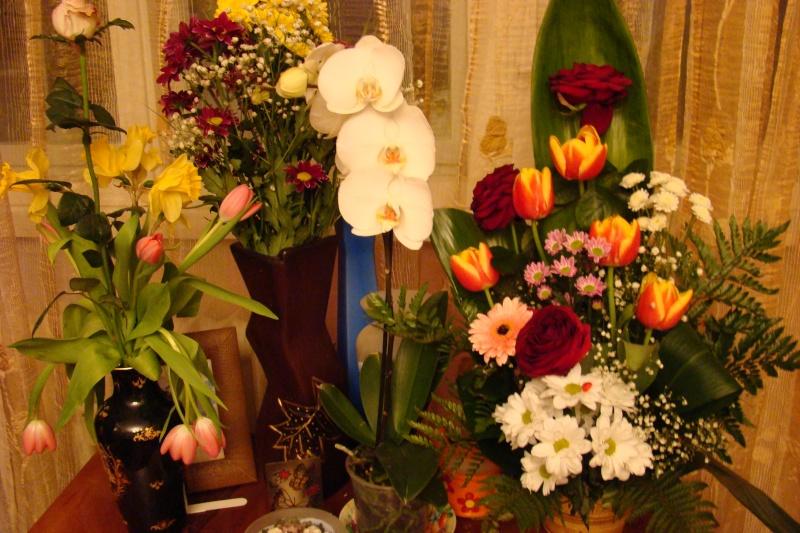 """Lansare """"Zvârcoliri de Cristalin""""- Florin Stratulat şi """"Zbatere de pleoape""""- Dorina Neculce- 20 aprilie 2013  Flori_10"""