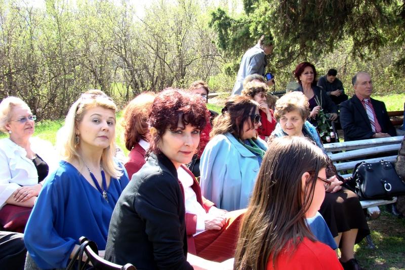 """Lansare """"Zvârcoliri de Cristalin""""- Florin Stratulat şi """"Zbatere de pleoape""""- Dorina Neculce- 20 aprilie 2013  Lansar32"""