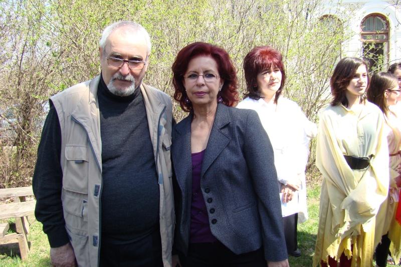 """Lansare """"Zvârcoliri de Cristalin""""- Florin Stratulat şi """"Zbatere de pleoape""""- Dorina Neculce- 20 aprilie 2013  Lansar51"""