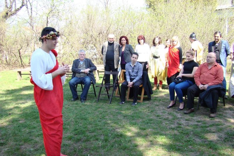 """Lansare """"Zvârcoliri de Cristalin""""- Florin Stratulat şi """"Zbatere de pleoape""""- Dorina Neculce- 20 aprilie 2013  Lansar70"""