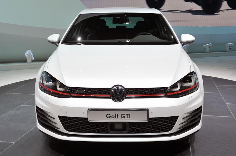 Golf 7 GTI - 05 mars présentation officielle au Salon de Genève 2013 (1/2) 06-20110