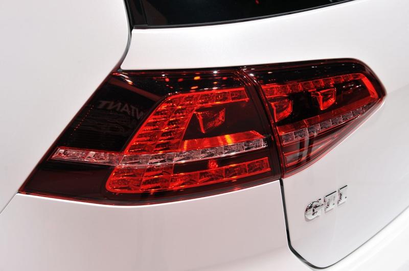 Golf 7 GTI - 05 mars présentation officielle au Salon de Genève 2013 (1/2) 15-20110