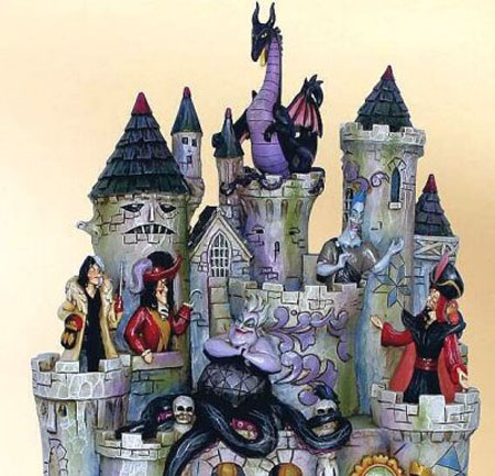 Disney Traditions by Jim Shore (sold out) - Page 3 Towerf15