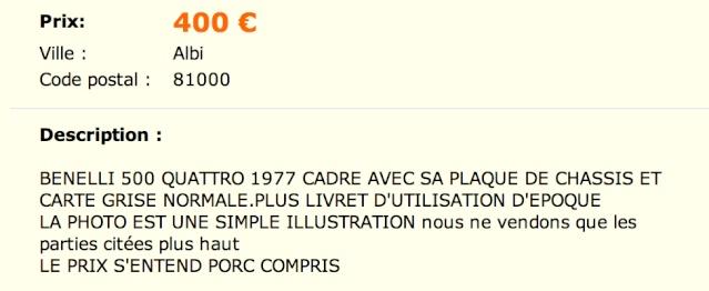 Cadre pour quattro Ishot-33