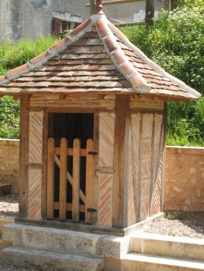 visite : 24 - (Mussidan) Beauronne village potier Beauro13