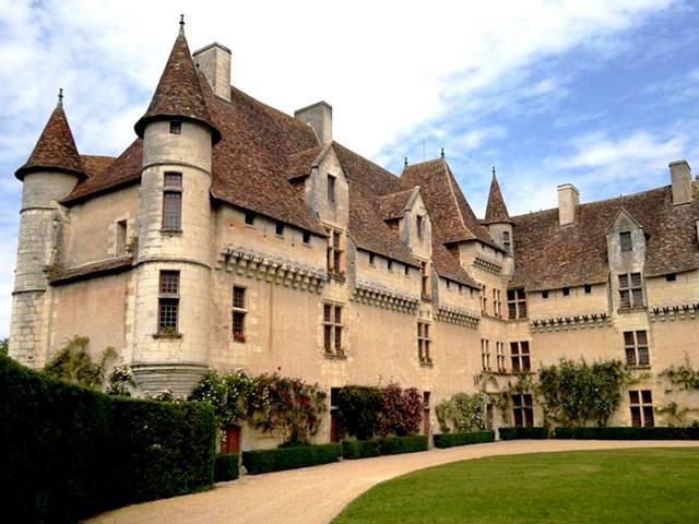 visite : 24 - (Neuvic ) Neuvic, château Neuvic10