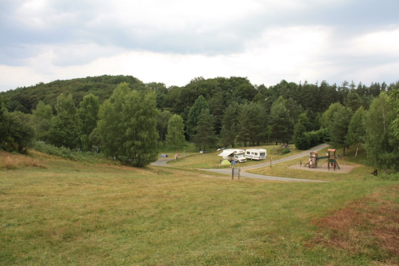 Camping municipal Tremouille -Auvergne Cantal  15-  Img_9614