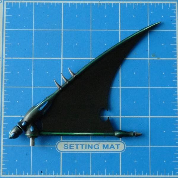 [guide de peinture] Peindre une nébuleuse sur une voile 110