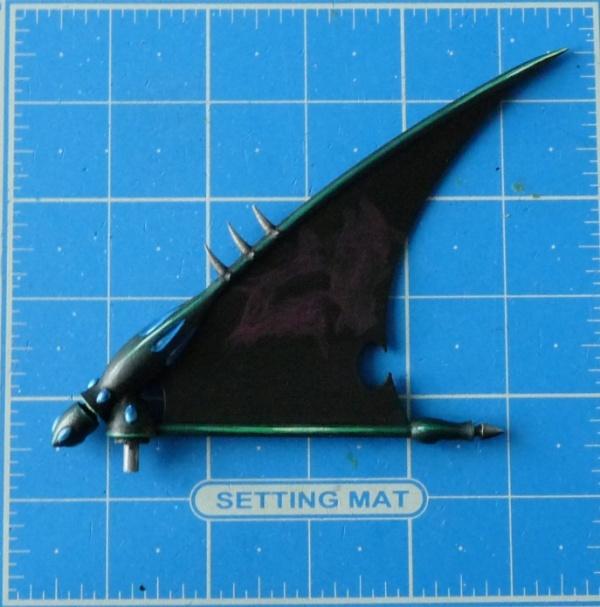 [guide de peinture] Peindre une nébuleuse sur une voile 210