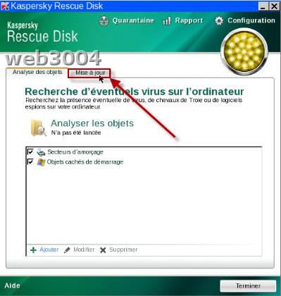 Téléchargez gratuitement Kaspersky Rescue Disk 10 03-02-11