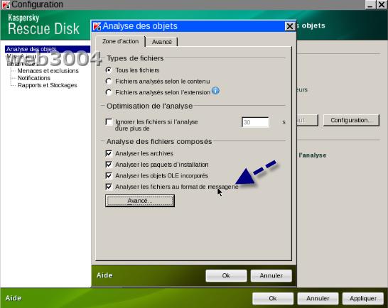 Téléchargez gratuitement Kaspersky Rescue Disk 10 03-02-13