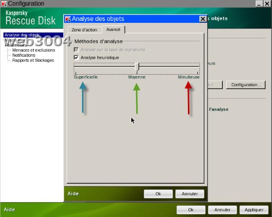 Téléchargez gratuitement Kaspersky Rescue Disk 10 03-02-14