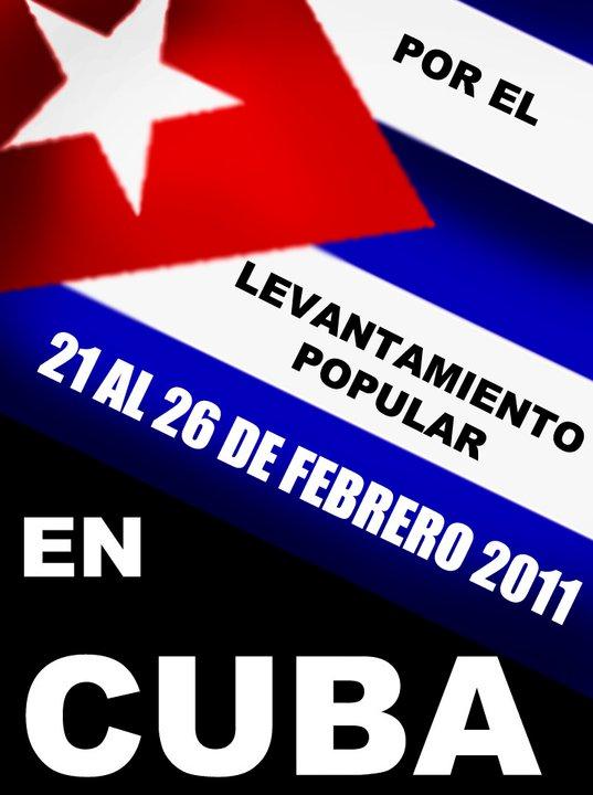 POR EL LEVANTAMIENTO POPULAR EN CUBA Levant10