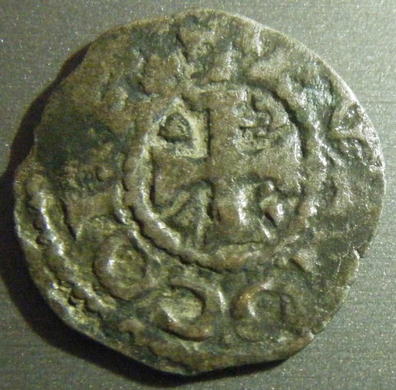 A identifier - Denier féodal d'Angers ? Dscf1416
