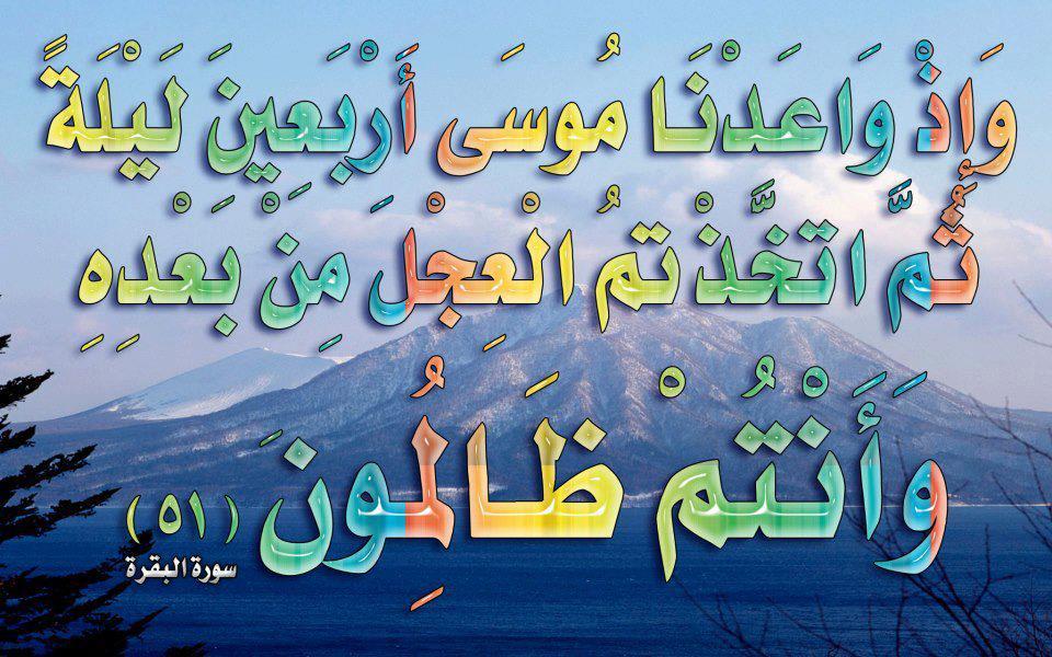 صور لآيات قرآنية كريمة مكتوبة أمام خلفية رائعة / الجزء الأول 20877911