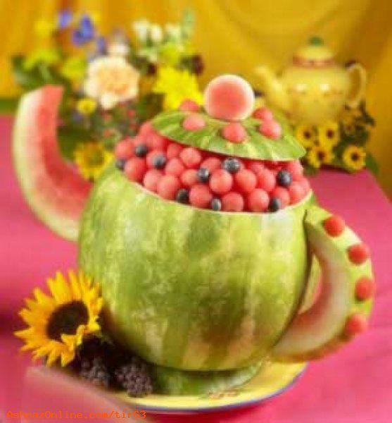 الفن في الرقي أو مايسمى في بعض البلدان بـ ( البطيخ ) 57636811