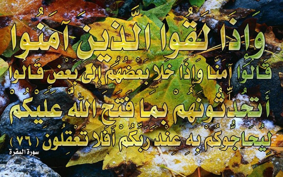 صور لآيات قرآنية كريمة مكتوبة أمام خلفية رائعة / الجزء الثاني 66653_10