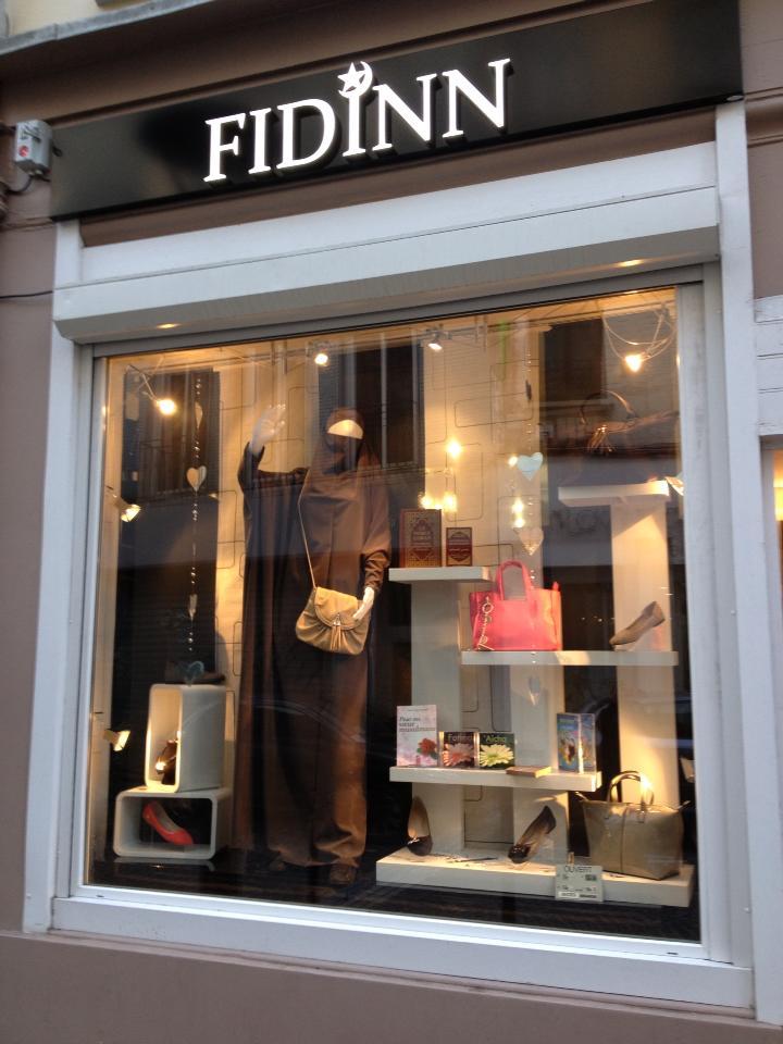 "Boutique "" FIDINN "" 20076511"