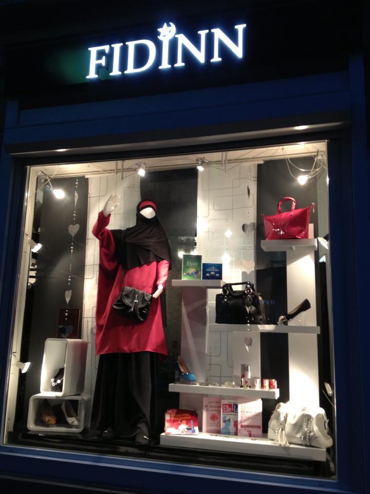 "Boutique "" FIDINN "" 52839210"