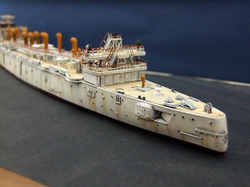 Russian Cruiser Varyag, My next project Dscf4415