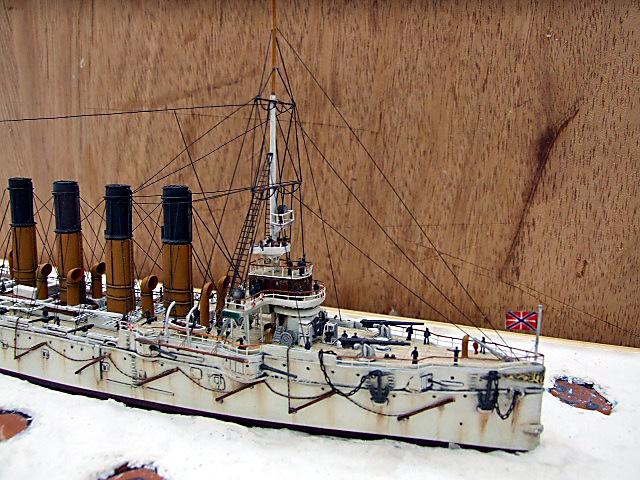 Russian Cruiser Varyag, My next project - Page 2 Dscf4511