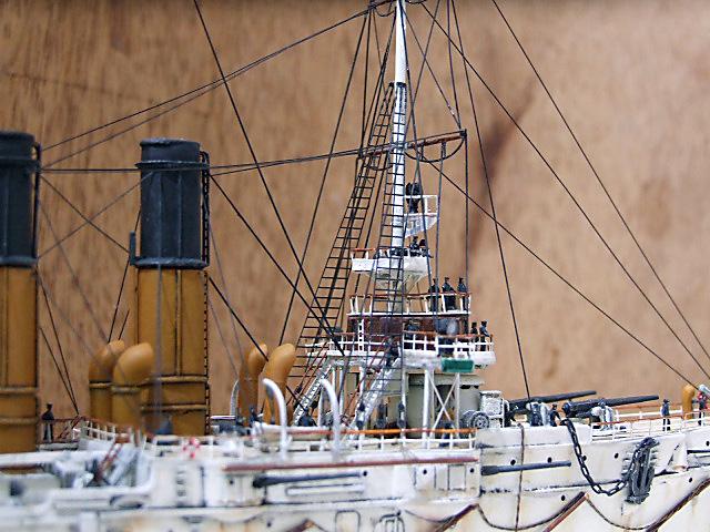 Russian Cruiser Varyag, My next project - Page 2 Dscf4515