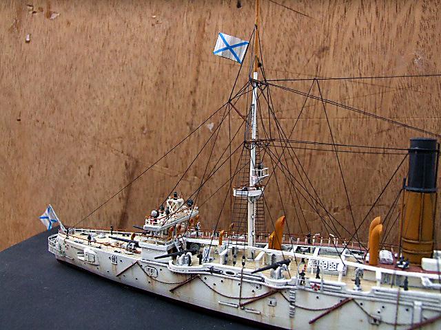 Russian Cruiser Varyag, My next project - Page 2 Dscf4517