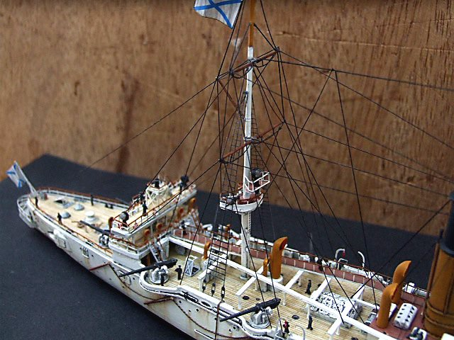 Russian Cruiser Varyag, My next project - Page 2 Dscf4518