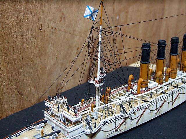 Russian Cruiser Varyag, My next project - Page 2 Dscf4519