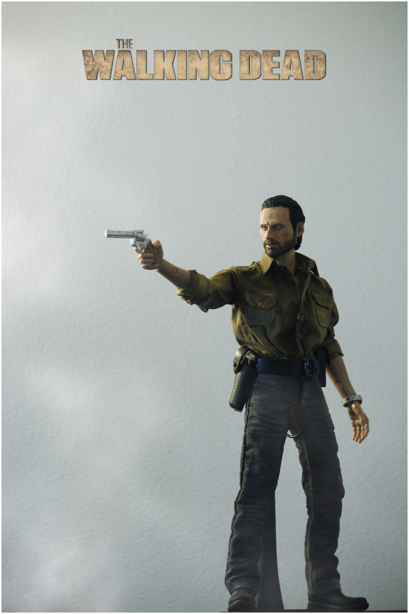 Mes customs : The Walking Dead - Rick Grimes P.1 _mg_7112