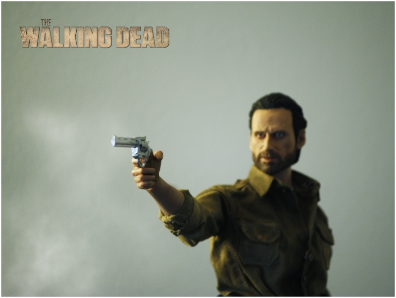 Mes customs : The Walking Dead - Rick Grimes P.1 _mg_7113