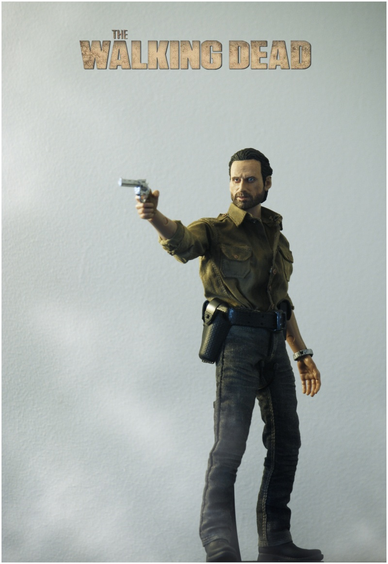 Mes customs : The Walking Dead - Rick Grimes P.1 _mg_7114