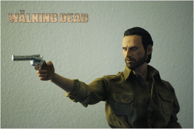 Mes customs : The Walking Dead - Rick Grimes P.1 _mg_7115