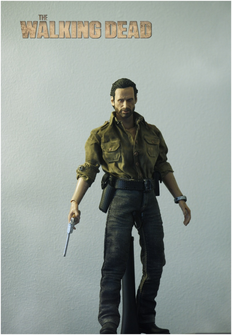 Mes customs : The Walking Dead - Rick Grimes P.1 _mg_7116