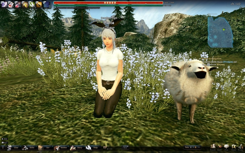 Vindictus update or news thread - Page 2 2011_041