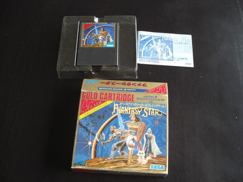 Pas mal de jeux master system euro, mark III, sg1000 Cimg3715