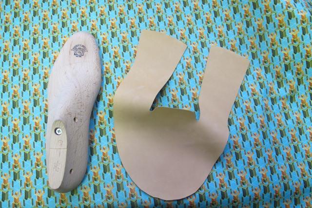25/03/13 Fabrication des chaussures du clip Papaoutai chez Nekto  12405610