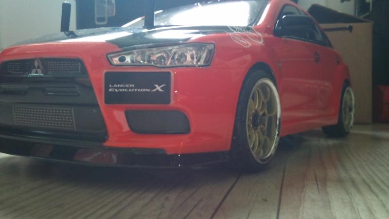 [Mitsubishi] LANCER EVO X  Dsc_0012