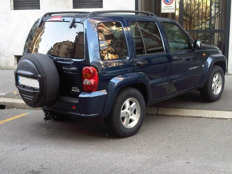 Il mio KJ 2800 CRD limited automatico (anno 03/2007) Img00113