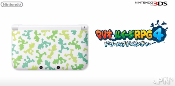 3DS XL luigi au japon et animal crossing EUROPE 3DS XL 516eb410