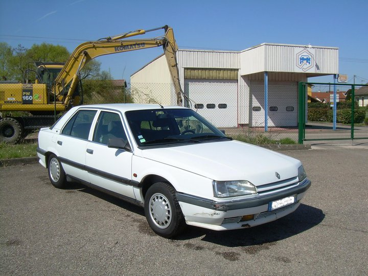 Ma Renault 25 GTS Courchevel  22837910