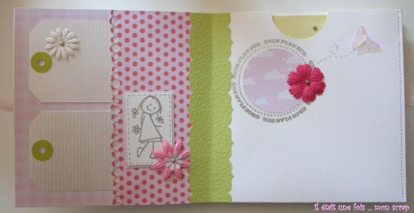 FRED EN AVRIL - boîte cadeau de naissance 60210