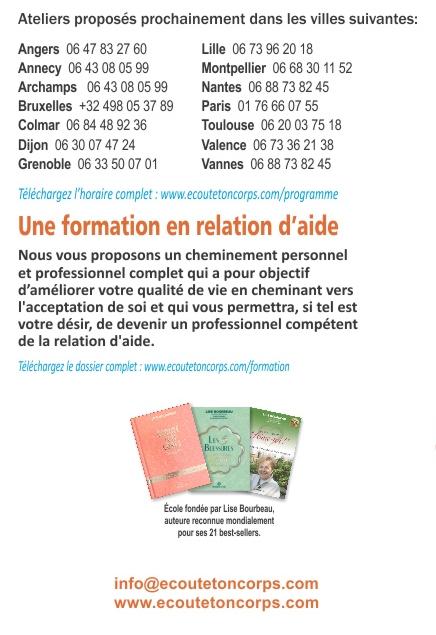 Des Ateliers et/ou Conférences Image011